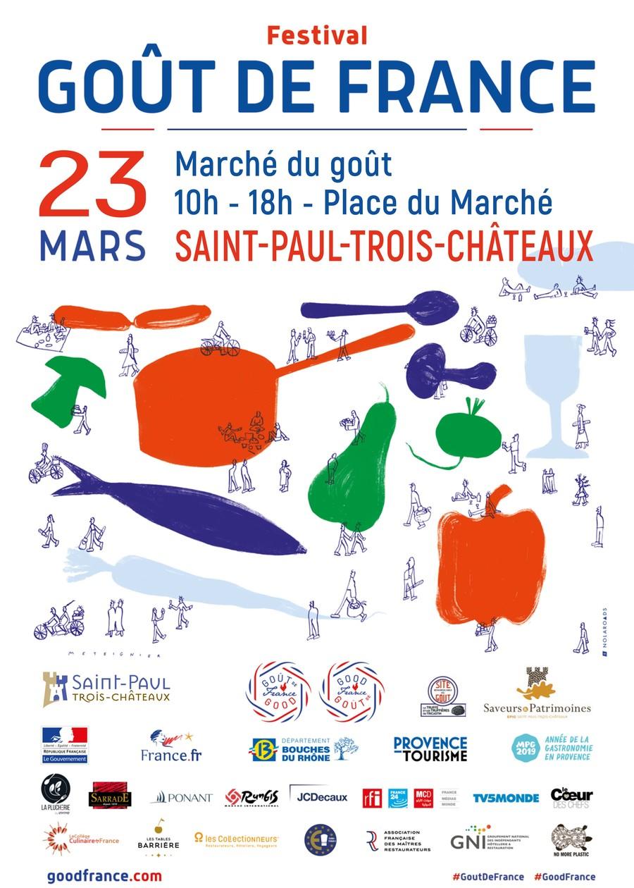 Festival du Goût de Saint-Paul-Trois-Châteaux